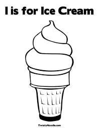 Elephant Coloring Page See More Google Image Result For Stwistynoodle Img Ice Cream