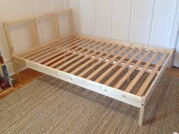 Brusali Bed Frame by Bedding Ikea Fjellse Bed Frame Review Bedroom Product Reviews 2
