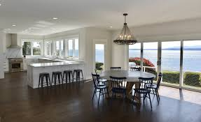 KITCHEN DINING ROOM Family Tides At Whidbey Island