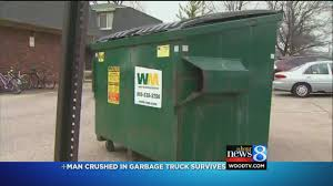 100 Garbage Truck Youtube Man Dumped In Garbage Truck Trash Compacted YouTube