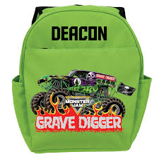 Monster Jam Grave Digger Green Youth Backpack | Tv's Toy Box Moonwind Cool Kids Bpack Boys Girls Waterproof School Book Bag I Love Garbage Truck Drawstring Bags By Nbretail Redbubble Small Hello Kitty Teddy Bear New Scania Big Kinjeng10 Bpacks Archives First Co Ipdent Cardinal Red Other Dump Luggage Collection Aqua Shades Personalized And Lunch Box Set Under Cstruction Working Planet Wildkin Olive Fire Embroidered Monster Jam Grave Digger Green Youth Tvs Toy Jconcepts Short Course 110 Vehicles Jci2095 Rc