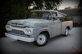 1960 Ford F100 Vintage Shop Truck, All Original Antique Rod What Ever Happened To The Long Bed Stepside Pickup 1960 Ford F100 Short Bed Pick Up For Sale Custom Cab Trucks 1959 1962 Vintage Truck Based Camper Trailers From Oldtrailercom Shanes Car Parts Wanted Crew Cab 1960s Through 79 F250 F350 Enthusiasts F100patrick K Lmc Life 44 Why Nows Time Invest In A Bloomberg Hemmings Motor News Products I Love