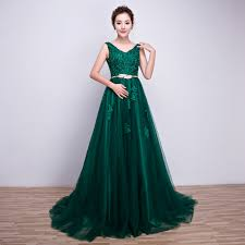 compare prices on long green evening gown online shopping buy low