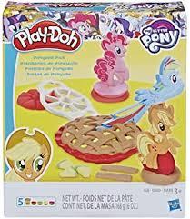 play doh my pony ponyville kuchen knete de