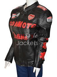 planet terror cherry darling women leather jacket instylejackets