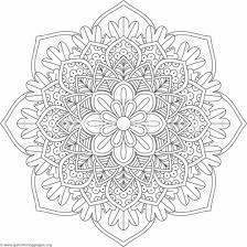 Fleur Dessin Facile Coloriage Fleur Facile 3 Dessin 100 Dessins De