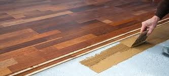 Different Types Of Flooring Options Brilliant Wood Ideas Intended For