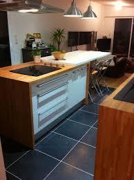 plan de travail hygena cuisine hygena plan de travail hêtre huilé maison bois