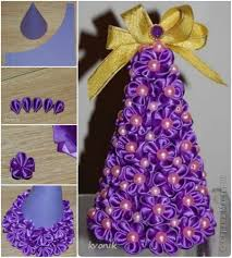 Christmas Tree Types by How To Make Different Types Of Christmas Trees Simple Craft Ideas