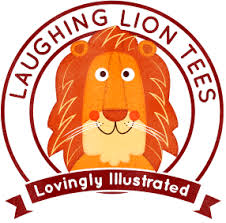 Laughing Lion Tees Face Logo