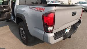 New 2018 Toyota Tacoma Truck Double Cab TRD Off Road V6 Cement Gray ... Redding Fire Department Truck 1 Reddingca Saturday Am E Flickr Trucks For Sales Sale Ca New Used Toyota Dealer In Ca Lithia Of 1979 Dodge Little Red Express For Classiccarscom Cc676254 2019 Chevrolet Silverado 1500 Crew Cab Lt Northsky Blue 2010 Ford Raptor Racebred 4wd Pickup Crown Motors Auto 2018 Nissan Frontier Location Information 530 Tire Pros Lube And Best Image Kusaboshicom Totally 2017 F550 5000994356 Cmialucktradercom West Coast Monster Nationals Visit Youtube