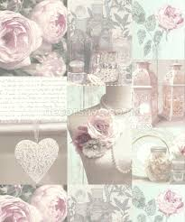 Shabby Chic Kitchen Wallpaper Beautiful And Wall Coverings The Mannequin Roses Wallpapers