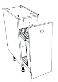 colonne cuisine 30 cm meuble cuisine 50 cm de large colonne cuisine 50 cm largeur meuble