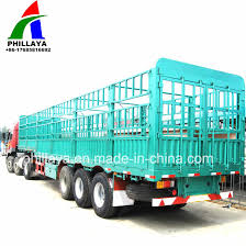 China Bulk Cage Truck Semi Trailer / Livestock Trailer For Sale ... Alinum Livestock Box Ludens Inc Daf Cf Truck The Farming Forum Stock Boxes Cimarron Trailers Wilson Multi Axles Trailer American Simulator Mod New 10x5 Twin Axle Hartnett Products Farmstock Plowman Brothers Jones Company Home Eby Big Country Flatbed Bodies Welcome To Rodoc Cm All Steel Horse Cargo Monocoque Valley Crates And Eeering