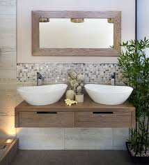 badezimmer trend 2014 naturmaterialien holz pflanz