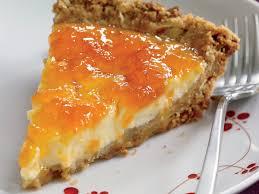 Pumpkin Pie Overnight Oats Rabbit Food by Yogurt And Apricot Pie With Crunchy Granola Crust Recipe Jessica