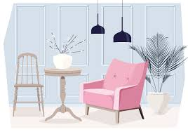 interior design illustrations page 1 line 17qq