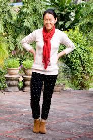 black polka dot pants 14 shades of grey
