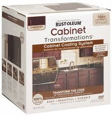 Rustoleum Cabinet Painting Kit by Rust Oleum 263233 Cabinet Transformations Small Kit Cabernet