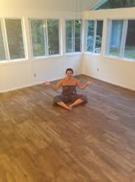 Home Depot Tile Look Like Wood by The Beginning Of Our Sunroom Renovation High Humidity Sunrooms