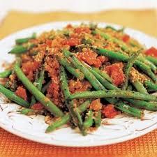 cuisiner des haricots verts haricots verts à l huile d olive recettes de cuisine turque