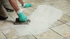 installing ceramic and porcelain floor tile step 13 remove