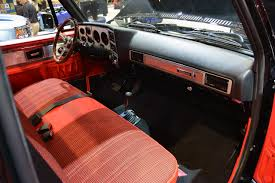100 78 Chevy Truck Performance Classic Concept SEMA 2013 Photo Gallery