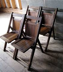Stakmore Folding Chair Vintage by Vintage Wooden Folding Chairs Slatted To Design Decorating