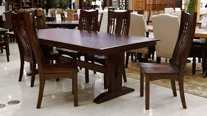 Escobas Dining Table With Chandler Chairs Large