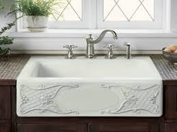 Kohler Whitehaven Sink 33 by Kohler Farm Sink Accessories Befon For