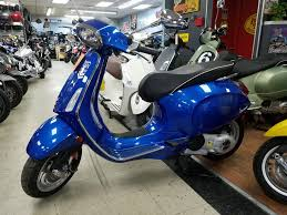 New 2016 Vespa Sprint 150 It Comes With A 1548cc 3 Valve Air Cooled Engine Front Disc Brake ABS 12 Wheels MSRP 539900 SALE PRICE 459900