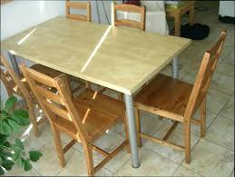 table cuisine bois exotique table bois cuisine affordable table de cuisine bois ikea