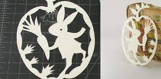 Paper Cutting Craft Tutorial Papercut Operaio