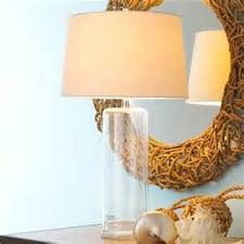 Fillable Glass Lamp Base by Fillable Lamp