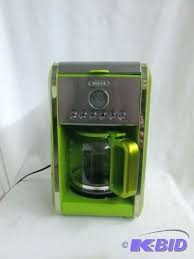 Bella Programmable Coffee Maker Dots Cup Coffeemaker August Store Returns On Collection