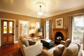 Best Living Room Paint Colors 2014 by Appealing Living Paint Ideas Room With Light Wood Trim Brown
