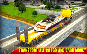 New Cargo Truck Driver 18: Truck Simulator Game - Android Games In ...