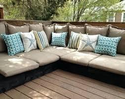 Pallet Patio Furniture Cushions Couch Cushion Ideas Diy
