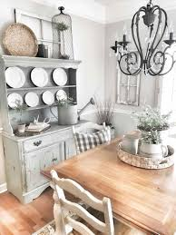 Pick To Farmhouse Dining Room Hutch Color A Happy Sunflower Shades Are The Perfect Table