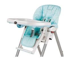 housse chaise haute peg perego azzurro prix 69 00 non