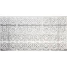 Ceilume Stratford Ceiling Tiles by 2 X 4 Ceiling Tiles Ceilings The Home Depot