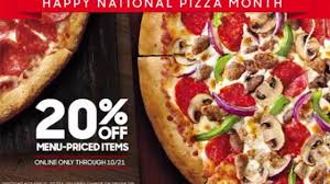 Pizza Hut National Pizza Month Code: 20% Off Menu-priced Items National Pizza Day Best Discounts And Deals Get 50 Off Veganuary 2019 Special Offers Hut New Years Day Restaurants Center City Ladelphia Crazy Weekly Deals To Help Us Save Money This 8 15 Mar Onlinecom Actual Coupons Dominos Vs Hut Crowning The Fastfood King The 100 Best Marketing Ideas That Work Mostly Free For Pizza Carry Out 6 Dollar Shirts Coupon Deals Today Chains With Sales Right Now How To Get 20 Worth Of At 10 Papa Johns Dealscouponingandmore Instagram Hashtag Photos Videos
