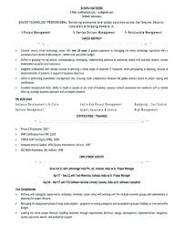 Sample Resume For Administrative Manager Admin