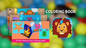 Coloring Book Educational Pages For Kids App IPhone