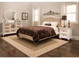Raymour And Flanigan Headboards by Brianna 4pc Upholstered Bedroom Set Full Nader U0027s Furniture