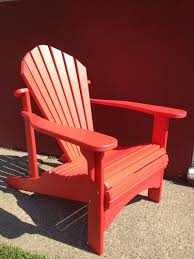 Red Adirondack Chairs Polywood by Chairs Polywood Furniture