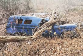 Abandoned 1955 Chevrolet Suburban Window Panel Truck Van GMC Trucks ...