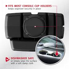 Amazon.com: Rubbermaid 3315-20 Automotive Cup Holder Car Storage ... Pp Automobile Drink Holder Black Organizer Cup Holders Car Storage I Found All 19 Of The New Subaru Ascents Cupholders Is It Possible To Have Too Many Auto Makers Are Trying Folding Outlet Mulfunctional Remote Control Coolers With Builtin Speakers Headlights And Amazoncom For Carsthe Kazekup Ultimate Cupsy The Worlds Most Overachieving Cupholder Cheap Plastic Find Deals On Line At 2009 2014 Light Kit F150ledscom Blackgray Styling Universal Foldable Vehicle Truck Door Swigzy Expander Adapter With Adjustable Base Rubber