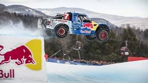900hp Pro4 Truck Madness In The Snow   Red Bull Frozen Rush 2016 ...