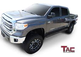 Amazon.com: TAC Side Steps For 2007-2018 Toyota Tundra Double Cab ... Ford Dealer In Dallas Tx Used Cars Rush Truck Center Custom Auto Shop Lifts Accsories Complete Customs 2018 Titan Pickup Nissan Usa Rad Rides Lifted 4x4 Builds With 4wd Aftermarket Ranch Hand Protect Your Frontier Gearfrontier Gear Accessory Lighting Led City Signs Lights American Eagle Bumper Elite Toys Arlington Best Image Kusaboshicom For Sale Terrell Texas Trucks Suvs Outfitters Suv